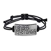 Iron Maiden Logo Bracelet -by Alchemy England 1977