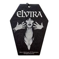 Elvira Classic Cofin Air Freshener by Kreepsville 666