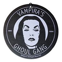 Vampira Ghoul Gang Air Freshener by Kreepsville 666