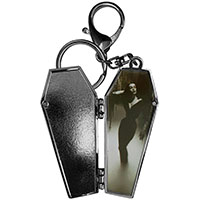 Vampira Open Coffin Mist Keychain Set by Kreepsville 666