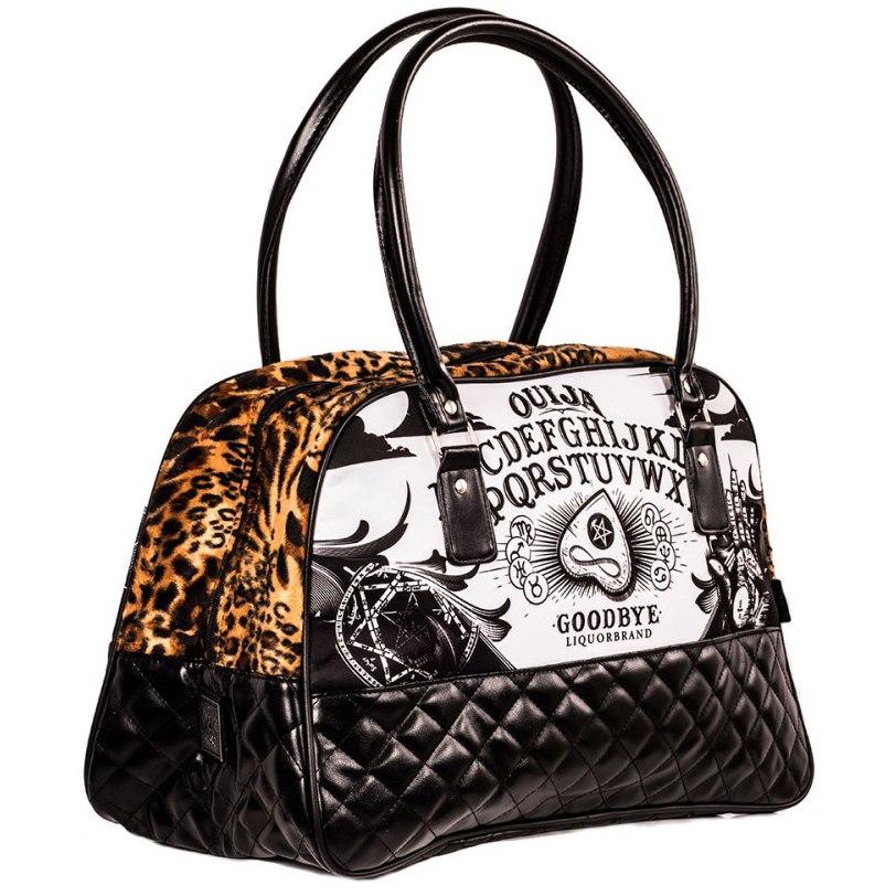 Ouija Overnight Bag by LiquorBrand
