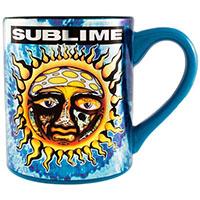 Sublime- Tie Dye Sun 14oz Mug