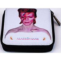 David Bowie- Alladin Sane canvas zip wallet
