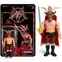 Slayer- Show No Mercy Reaction Figure