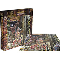 Iron Maiden- Somewhere In Time 500 Piece Puzzle (Import)