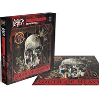Slayer- South Of Heaven 500 Piece Puzzle (UK Import)