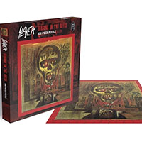 Slayer- Seasons In The Abyss 500 Piece Puzzle (UK Import)