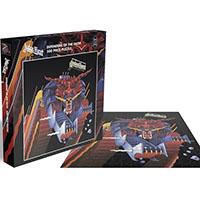 Judas Priest- Defenders Of The Faith 500 Piece Puzzle (UK Import)