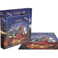 Judas Priest- Painkiller 500 Piece Puzzle (UK Import)