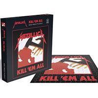 Metallica- Kill 'Em All 500 Piece Puzzle (UK Import)