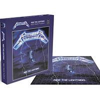 Metallica- Ride The Lightning 500 Piece Puzzle (UK Import)