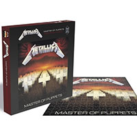 Metallica- Master Of Puppets 1000 Piece Puzzle (UK Import)