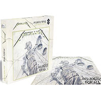 Metallica- And Justice For All 500 Piece Puzzle (UK Import)