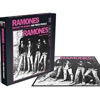 Ramones- Rocket To Russia 500 Piece Puzzle (UK Import)