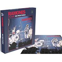 Ramones- It's Alive 500 Piece Puzzle (UK Import)