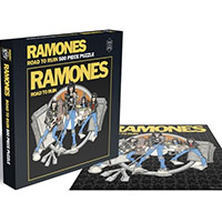Ramones- Road To Ruin 500 Piece Puzzle (UK Import)