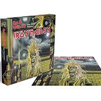 Iron Maiden- First Album 500 Piece Puzzle (Import)