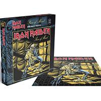 Iron Maiden- Piece Of Mind 500 Piece Puzzle (UK Import)