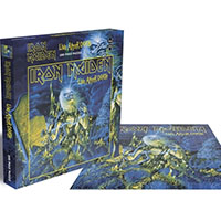 Iron Maiden- Live After Death 500 Piece Puzzle (UK Import)