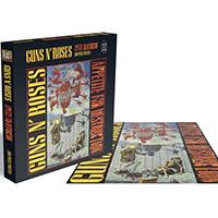 Guns N Roses- Appetite For Destruction I (Fence) 500 Piece Puzzle (UK Import)