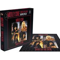 Motley Crue- Shout At The Devil 500 Piece Puzzle (UK Import)
