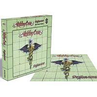 Motley Crue- Dr Feelgood 500 Piece Puzzle (UK Import)