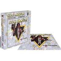 Alice Cooper- Welcome To My Nightmare 500 Piece Puzzle (UK Import)