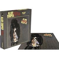 Alice Cooper- Trash 500 Piece Puzzle (UK Import)