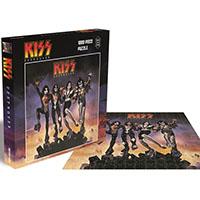 Kiss- Destroyer 1000 Piece Puzzle (UK Import)