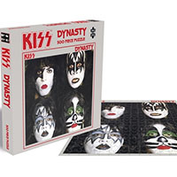 Kiss- Dynasty 500 Piece Puzzle (UK Import)