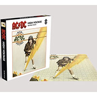 AC/DC- High Voltage 500 Piece Puzzle (UK Import)