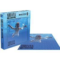 Nirvana- Nevermind 1000 Piece Puzzle (UK Import)