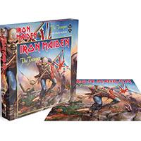 Iron Maiden- The Trooper 1000 Piece Puzzle (UK Import)