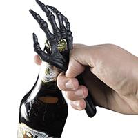 Skeletal Hand Bottle Opener by Alchemy of England - in black