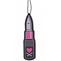 Lipstick Knife Air Freshener by Sourpuss