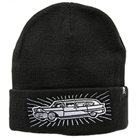 Hearse Knit Hat by Sourpuss Clothing