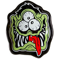 Fink Face Trinket Dish by Sourpuss