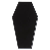 Coffin Wall Hook by Sourpuss