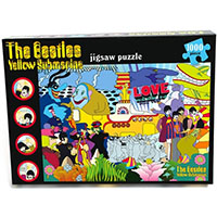 Beatles- Yellow Submarine 1000 Piece Puzzle (UK Import)