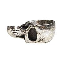 Half Skull Trinket/ Knick Knack Dish by Alchemy England