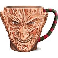 Nightmare On Elm Street- Freddy Head 3D Sculpted 20oz Mug