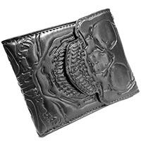 Skull Ribcage Wallet from Kreepsville 666