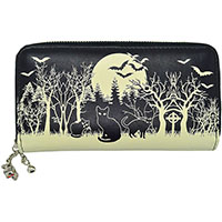 Woodland Wallet/Clutch by Banned Apparel