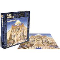 Iron Maiden- Powerslave 500 Piece Puzzle (Import)
