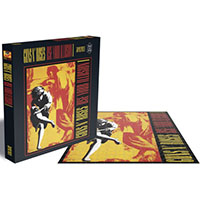 Guns N Roses- Use Your Illusion I 500 Piece Puzzle (Import)