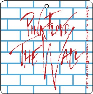 Pink Floyd- The Wall air freshener