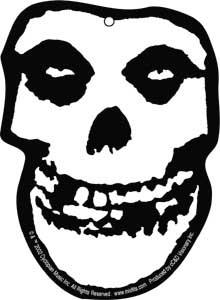 Misfits- Fiend Skull air freshener