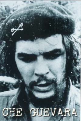 Che Guevara- Face poster (Sale price!)