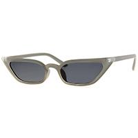 Alicia Grey Cat Eye 50's Retro Sunglasses #4