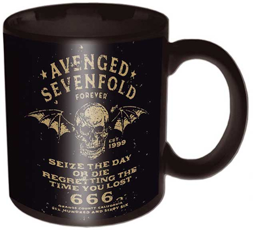 Avenged Sevenfold- Sieze The Day coffee mug